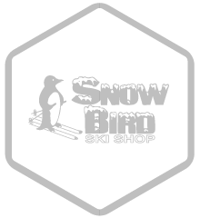 Snow Bird Ski Shop Retina Logo